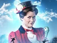 Mary Poppins frumsýnd á Stóra sviðinu