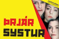 Síðustu sýningar á Þremur systrum
