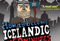 How to become Icelandic in 60 min