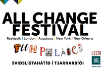 All Change Festival í Reykjavík