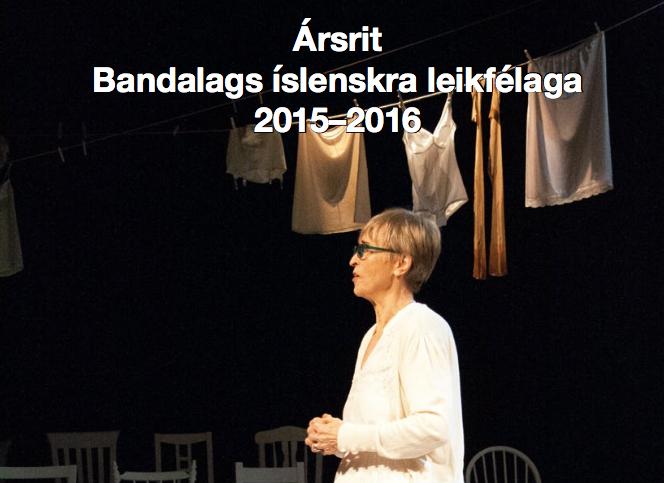 Ársrit 2015–16 komið út
