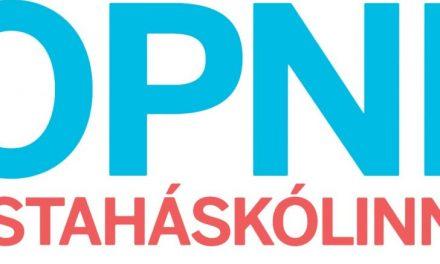 Námskeið hjá Opna listaháskólanum