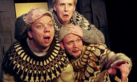 Þjóðsaga til næsta bæjar