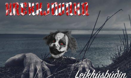 Hrekkjavaka í Leikhúsbúðinni